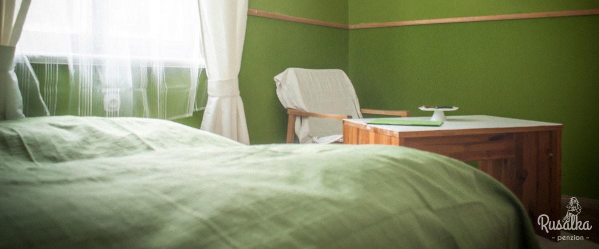 Ubytování a služby